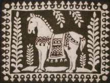 Mongolian Pony Neysa Russo