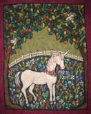 Unicorn Mil Fleures
